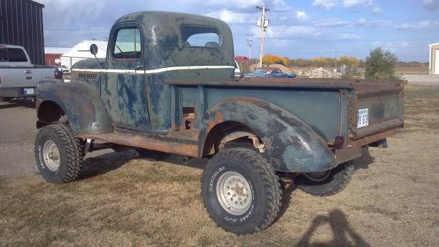 1941 Chevy 4X4